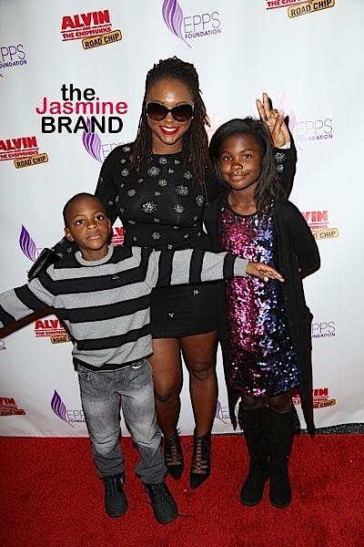 Torrei Hart & Kids