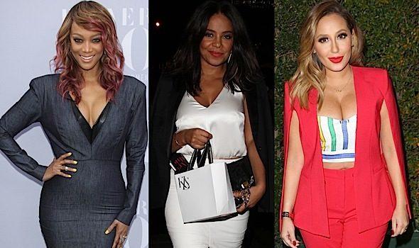 Celebrity Stalking: Tyra Banks, Sanaa Lathan, Adrienne Bailon, Anthony Anderson, Jeannie Mai