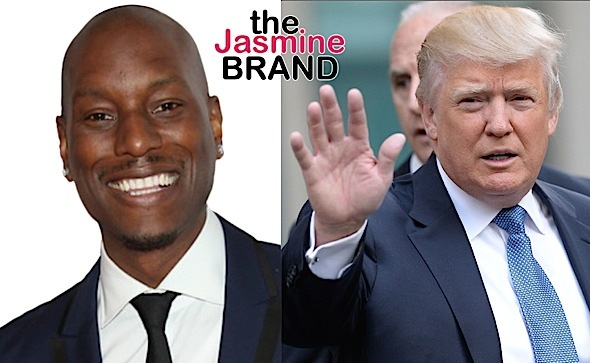 Tyrese Pens Open Letter to Donald Trump: You offended my Muslim community.