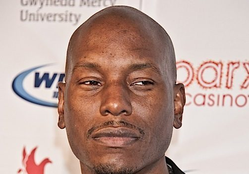 Tyrese Gibson's Mother In Critical Condition [Photo]