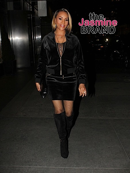 Vivica A. Fox Hits NYC [Spotted. Stalked. Scene.]