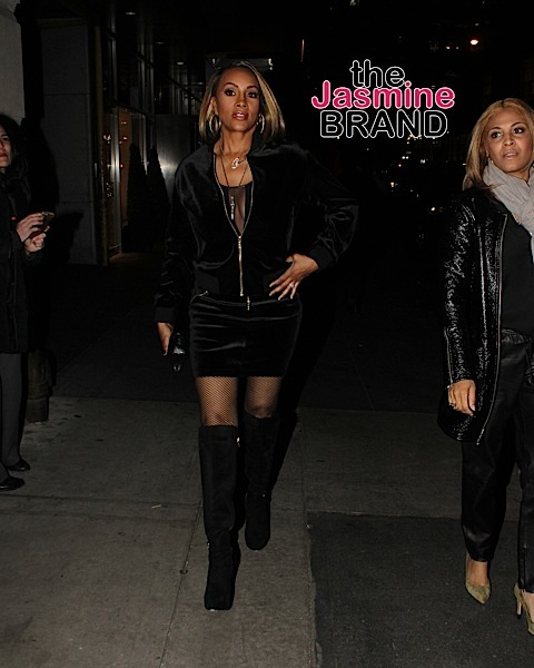 Vivica fox spotted in nyc-the jasmine brand