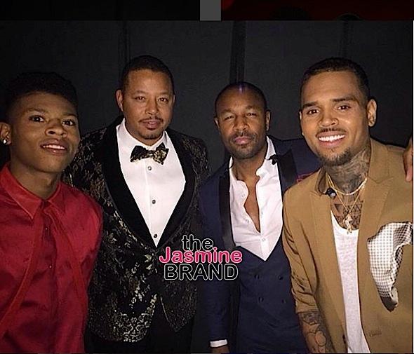 White Hot Holidays-Terrence Howard-Tank-Chris Brown-the jasmine brand