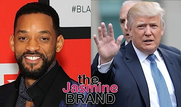 Donald Trump Has Motivated Will Smith To Run For President