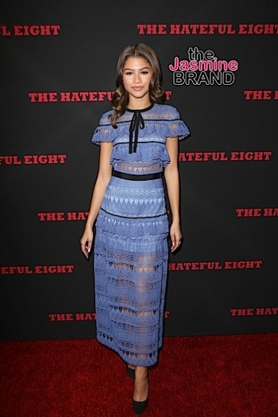 """""""The Hateful Eight"""" Los Angeles Premiere - Arrivals"""