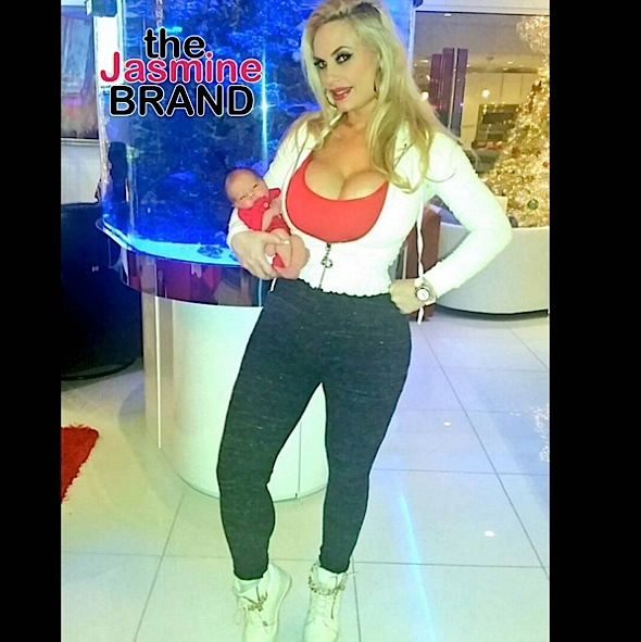 Coco Austin's Post-Pregnancy Body is Unbelievable! [Photos]