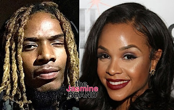 You didn't ask me to wear a condom! Fetty Wap Drags Baby Mama Masika Malysha