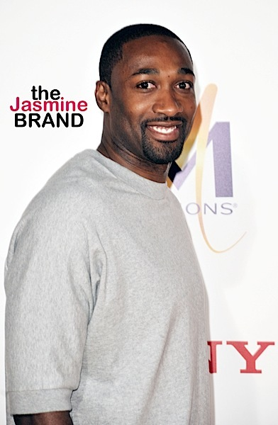 Gilbert Arenas Files $10 Mill Lawsuit Against Ex Who Put Restraining Order On Him – You Made Me Lose A Job!