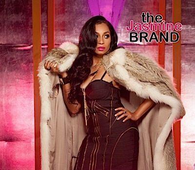 Love & Hip Hop Atlanta's Karlie Redd Hosts Playboy Radio Show