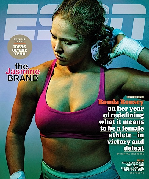 'I just feel so embarrassed. I wasn't even f*cking there! Ronda Rousey On Her Devastating Loss