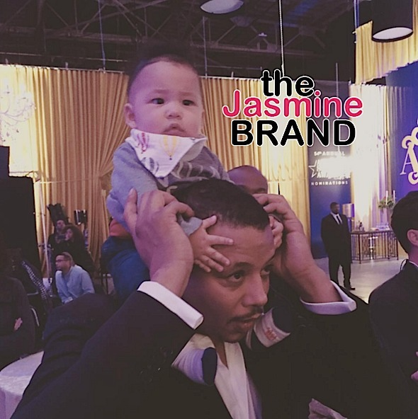 Terrence Howard Wants to Have More Children: I'm trying to make another baby!