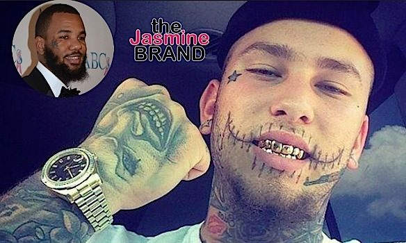 Ouch! The Game's Manager KOs Rapper Stitches + See the Footage [VIDEO]