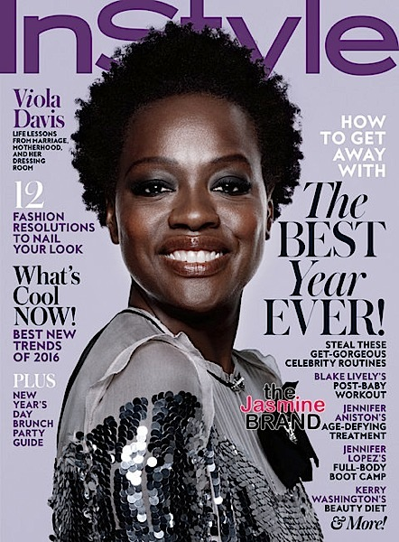 Viola Davis: I've never determined my value based on my looks. + See Her 'In Style' Cover [Photo]