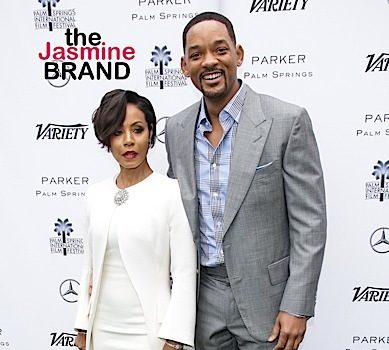 Jada Pinkett-Smith: They told me I was too short to play Will Smith's girlfriend on 'Fresh Prince'