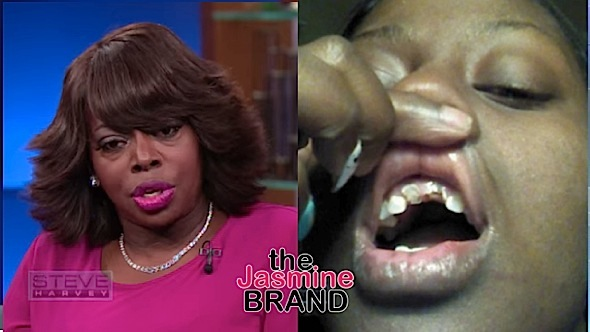 Angie Stone: 'No, I did not knock out my daughter's teeth' [VIDEO]