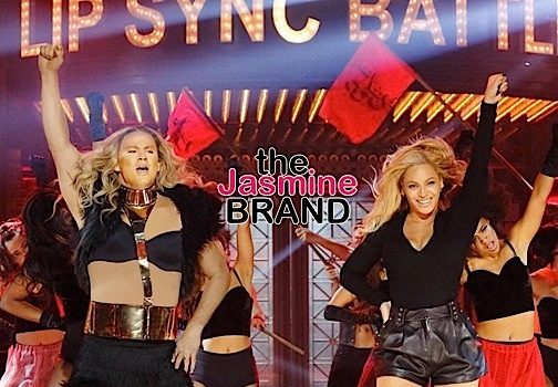 "See Beyonce's Surprise ""Lip Sync Battle"" Performance With Channing Tatum! [VIDEO]"