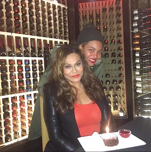 Tina Lawson, Beyonce