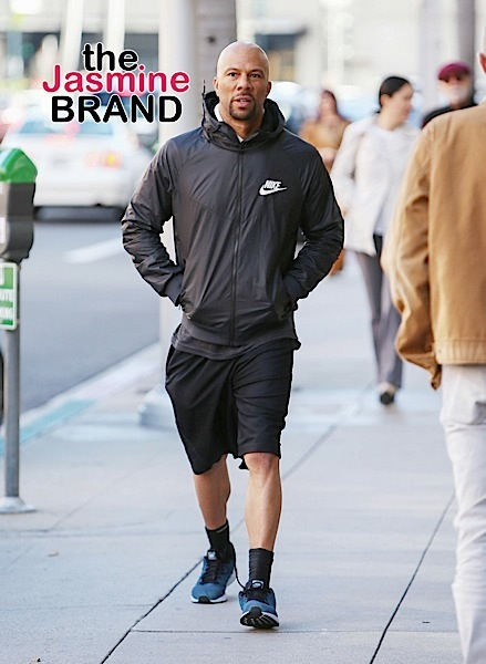 Common Sighted in Los Angeles on January 7, 2016