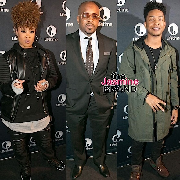 "Jermaine Dupri Hosts ""The Rap Game"" Party: Da Brat, Bryan Michael Cox, Jacob Latimore Attend [Photos]"