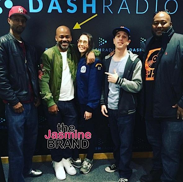 Dame Dash Snags Radio Show-the jasmine brand