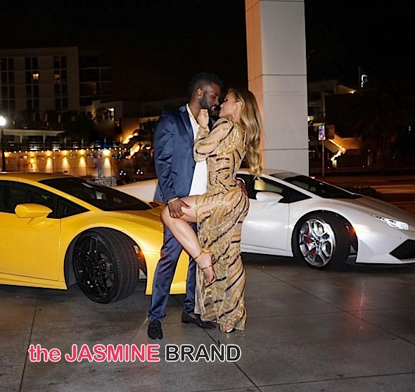 Singer Jason Derulo & Daphne Joy FINALLY Go Public With Relationship
