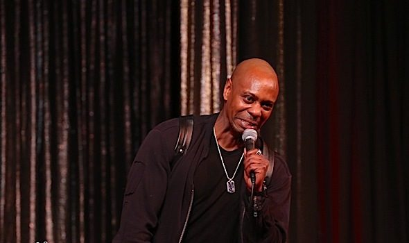 Dave Chappelle, Donnell Rawlings, Roy Wood Jr. Perform At The Comedy Store [Photos]