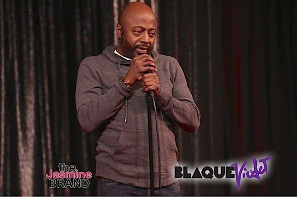 Donnell Rawlings Sets the Record Straight, Explains What Happened In Bar Fight [AUDIO]
