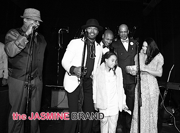 Tank Celebrates Surprise 40th B-Day With Jamie Foxx, Tyrese, Michael B. Jordan, Draya Michele, Sevyn Streeter [Photos]
