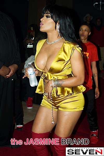 Reality Star Joseline Hernandez Hosts Release Party [Photos]