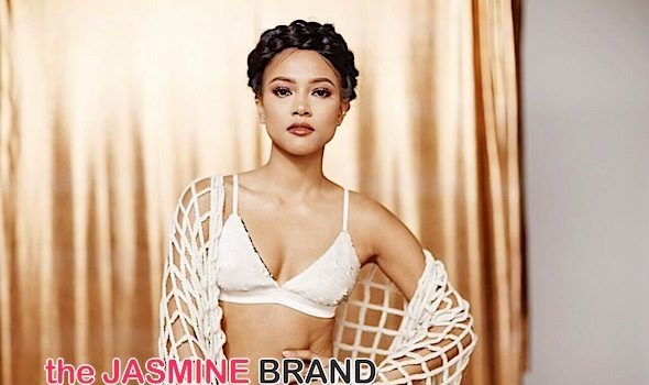 Karrueche Tran Launches Make-Up Line, KaePop Collection [Photos]