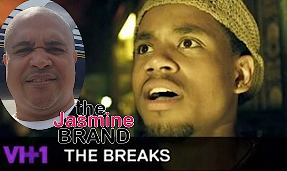 Irv Gotti Slams The Breaks-the jasmine brand