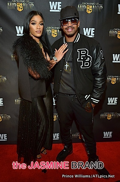 Joseline Hernandez Reveals Sonogram + Stevie J Announces: 'The Stevie J Show'