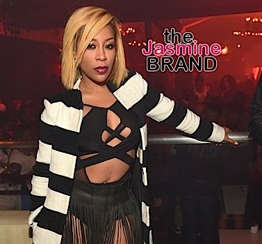K.Michelle Admits Going Overboard With Plastic Surgery: New teeth, new breasts, a**, face fillers — happiness can't come from that.