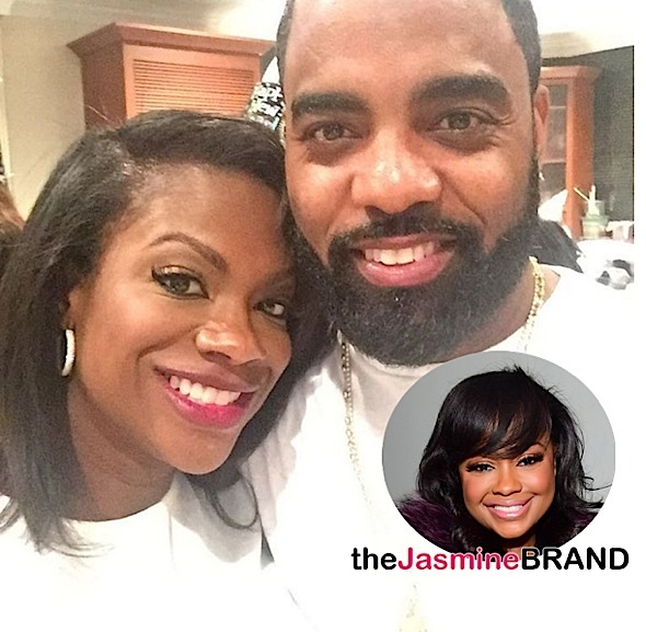 Kandi Burruss Defends Husband Against Phaedra Parks-the jasmine brand