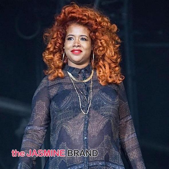 Kelis On New Panel Talk Show With Housewife Lisa Rinna & Comedian Al Jackson