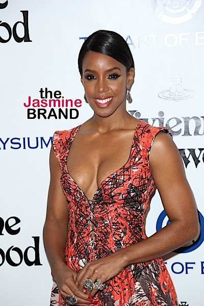 Kelly Rowland Recorded 45 Songs For New Album