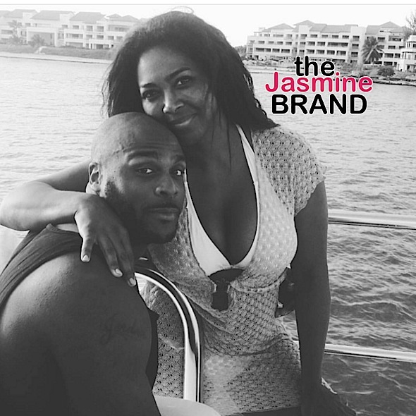 Kenya Moore Vacays With New Boyfriend, Fitness Trainer Matt Jordan