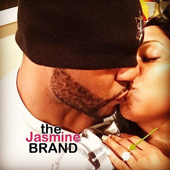 Keshia Knight Pulliam-Engaged Ed Hartwell-the jasmine brand