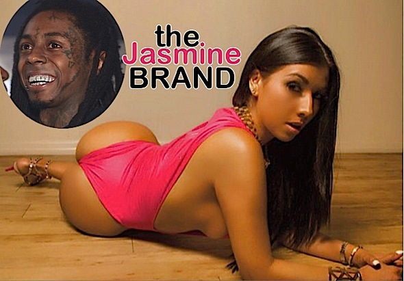 Lil Wayne Denies Buying Ring for ErikaFBaby-the jasmine brand
