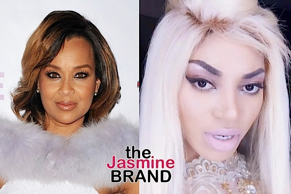 LisaRaye McCoy Sued for Defamation! Actress Accused of Slamming Skin Bleaching Product