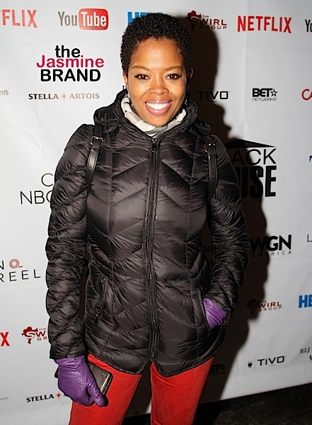 Malinda Williams, Credit: