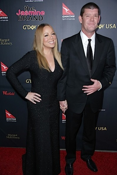 Mariah Carey's Ex Fiance James Packer Accused of Being Violent
