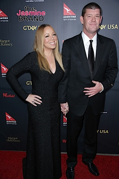 Mariah Carey's Ex Fiance James Packer Accused of Being Violent, Mentally Unstable