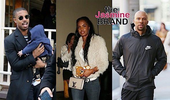 Celebrity Stalking: Michael B Jordan, Kim Porter, Common, Denzel Washington, Beverly Johnson, Gabrielle Dennis