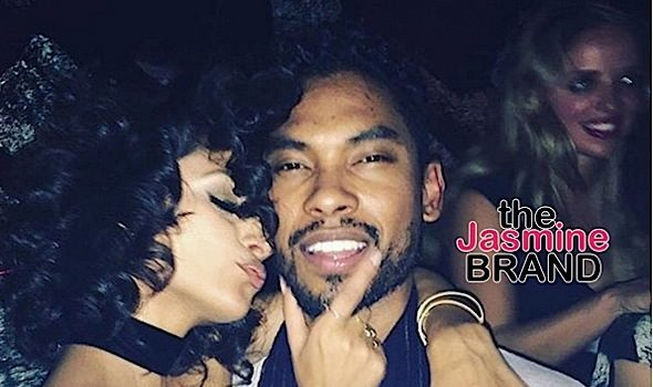 Miguel & Longterm Girlfriend Nazanin Mandi Are Married!