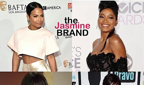 Who Will Replace Tyra Banks on 'FABLife': Naomi Campbell, Christina Milian, Sherri Shepherd or Keke Palmer?