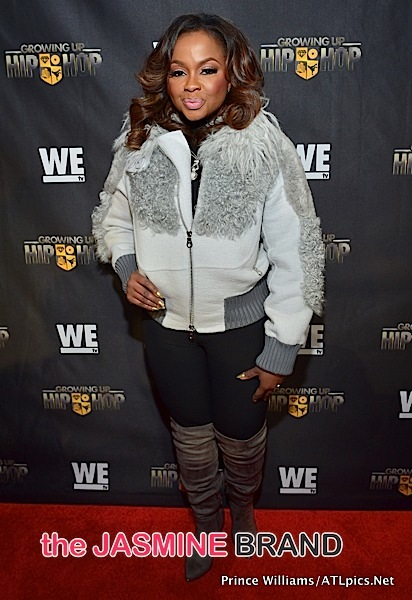 Phaedra Parks-Growing Up Hip Hop-the jasmine brand