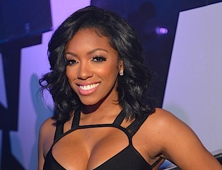 Reality Star Porsha Williams Faints On Flight