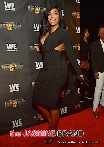 Porsha Williams-Growing Up Hip Hop-the jasmine brand