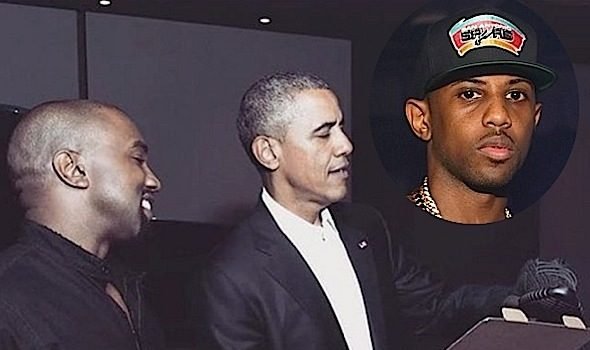 Rapper Fabolous Praises President Obama For Embracing Hip-Hop